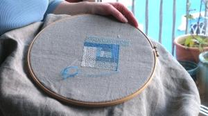 Stitching 3