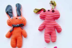 Sue Bamford bunnies